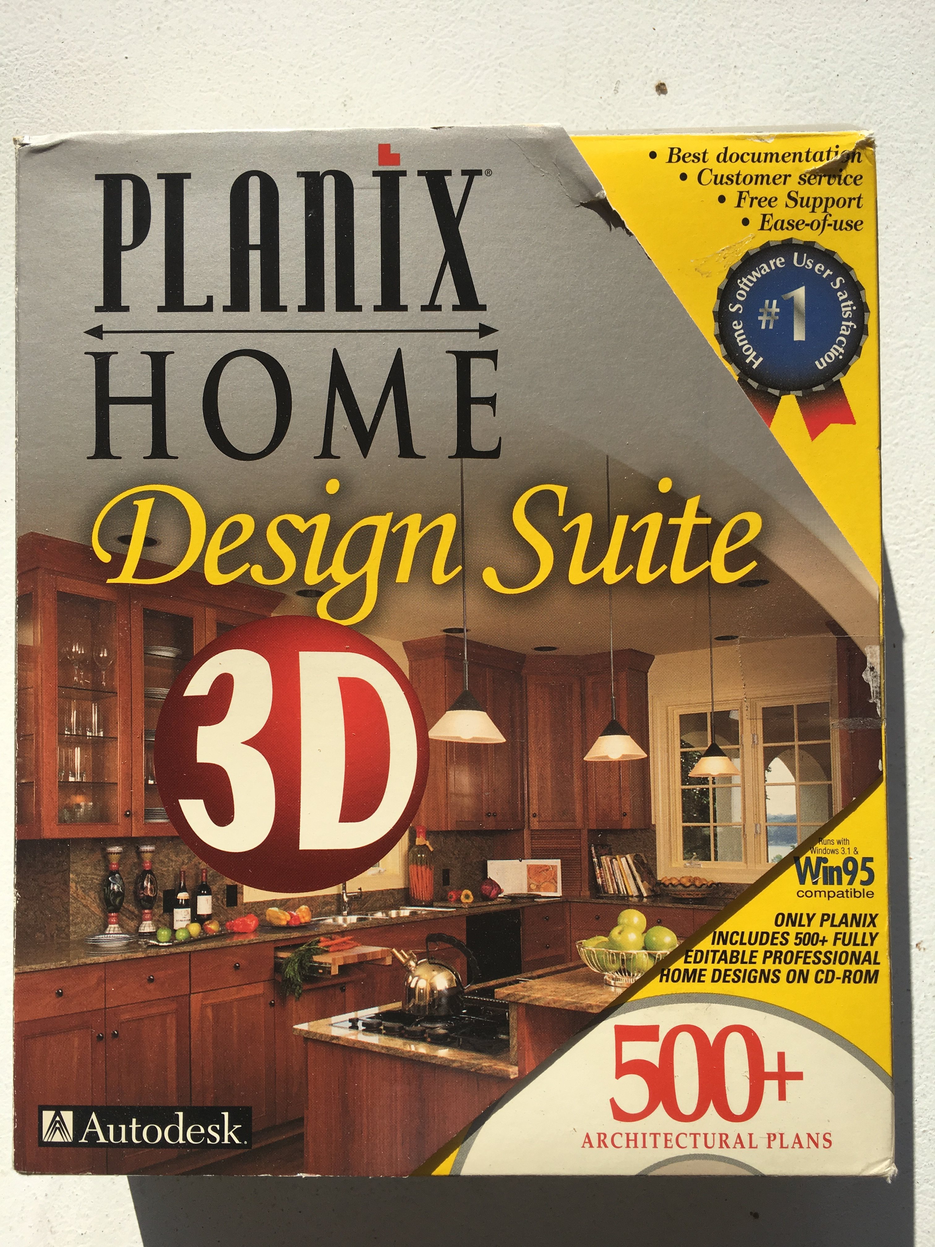 Autodesk planix home design